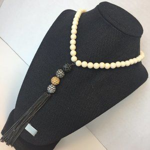 STELLA & DOT Revival Tassel Necklace